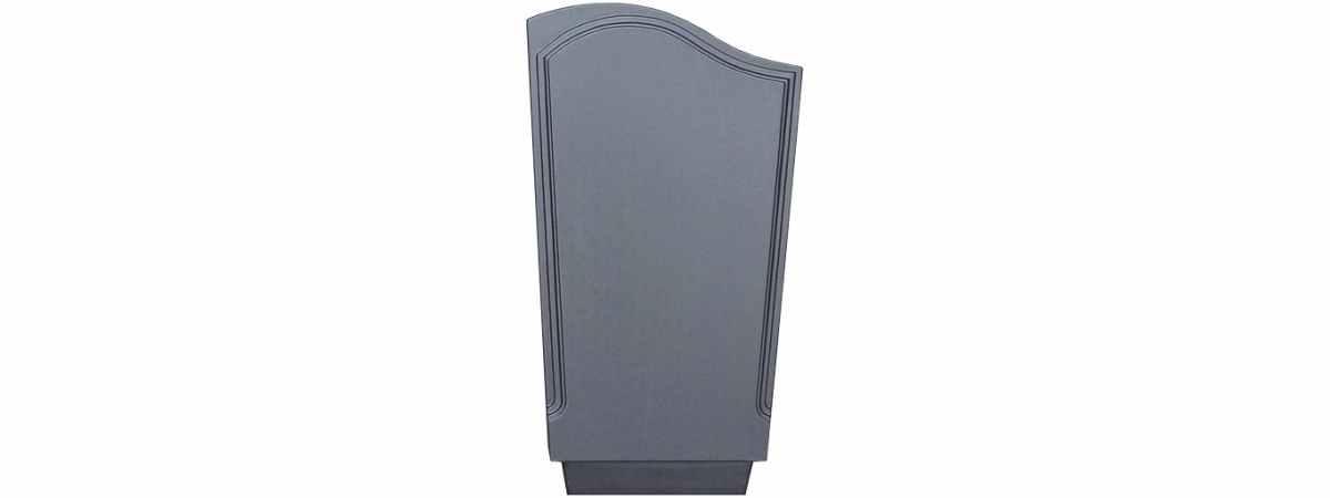 Форма для памятника №002 Размеры 800х450х100 мм