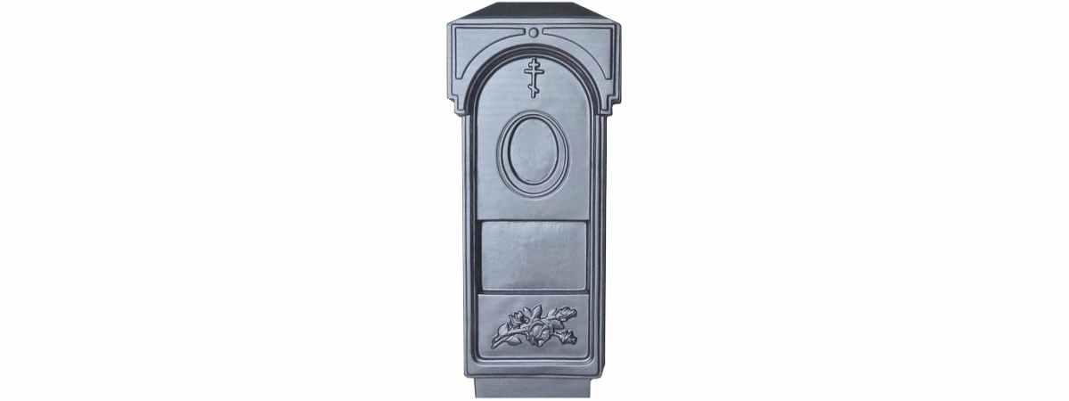 Форма для памятника №003 Размеры 1000х450х100 мм
