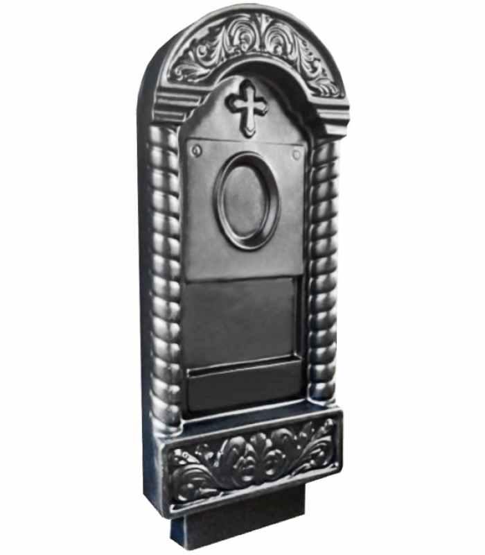 Форма для памятника №010 Размеры 1100х500х100 мм