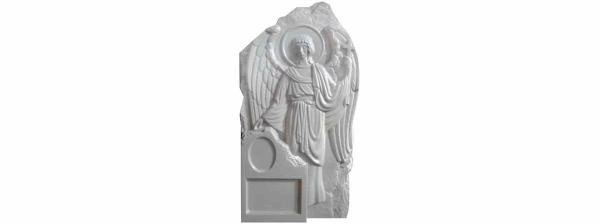 Форма для памятника №019 Размеры 1380х700х145 мм