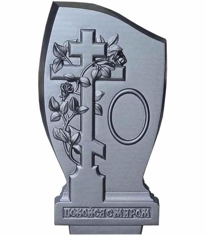 Форма для памятника №021