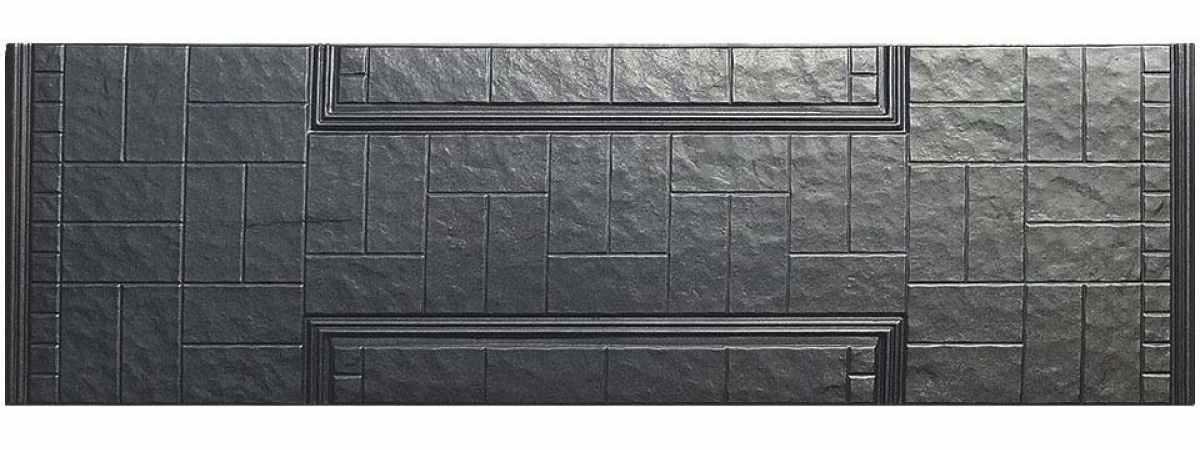 Форма противоусадочной плиты под памятник №10 Размеры 2000х600х50 мм