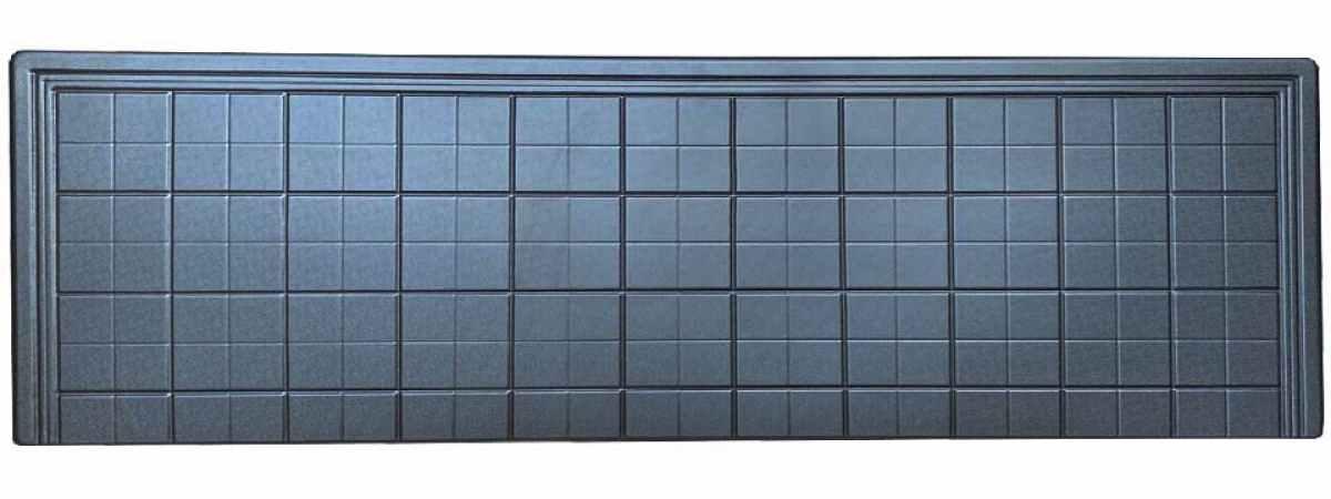 Форма противоусадочной плиты под памятник №15 Размеры 1950х650х50 мм