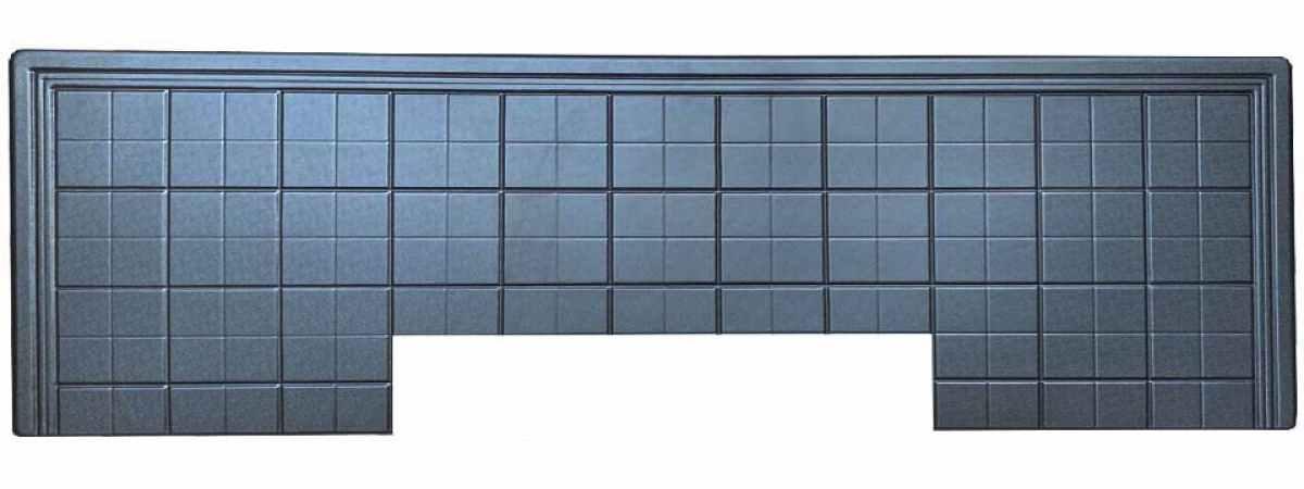 Форма противоусадочной плиты под памятник №15-2 Размеры 1950х650х50 мм вырез 790х170 мм