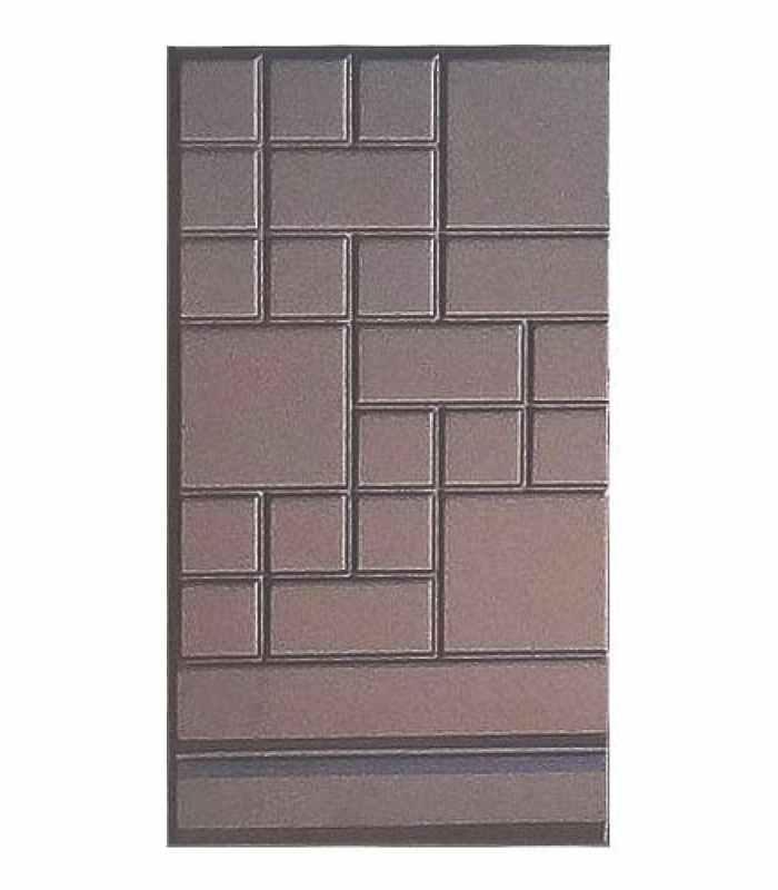 Форма противоусадочной плиты под памятник , добавочная №2-1