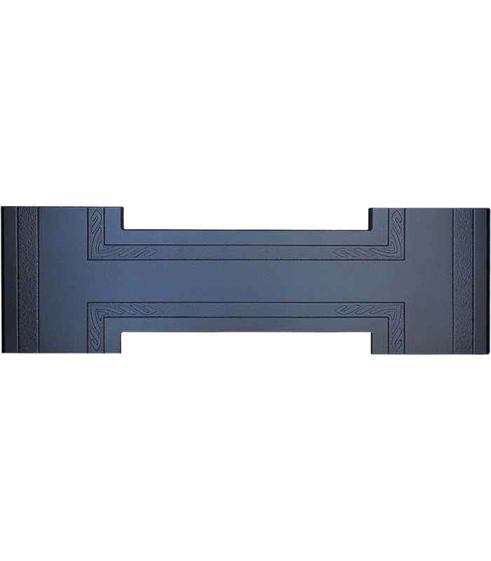 Форма противоусадочной плиты под памятник №4