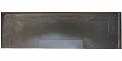 Форма противоусадочной плиты под памятник №14 Размеры 1600х625х50 мм