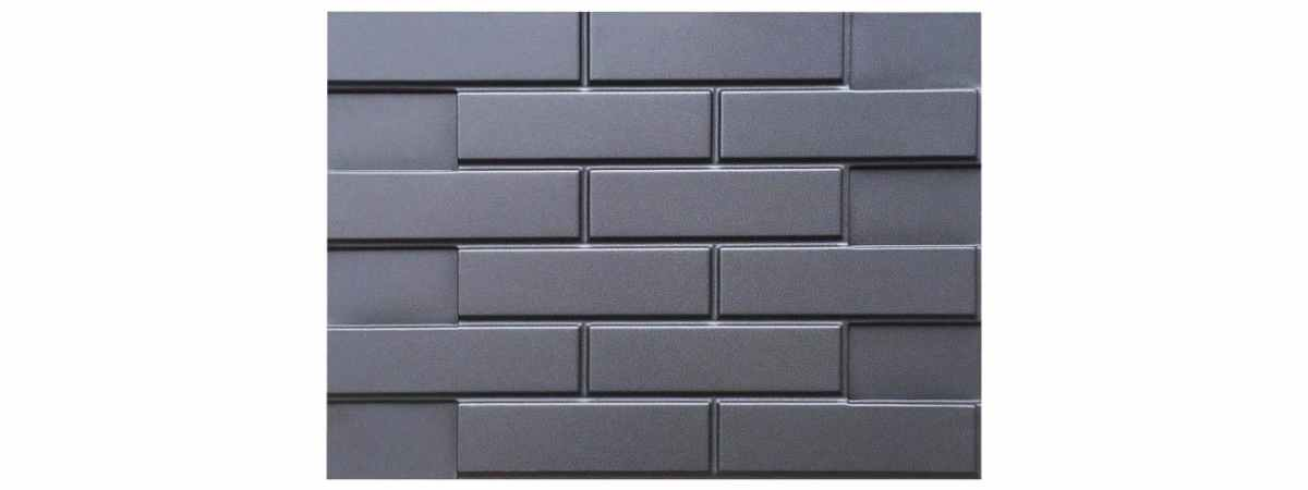 Форма для полифасада №11 Размеры 640х465х18 мм
