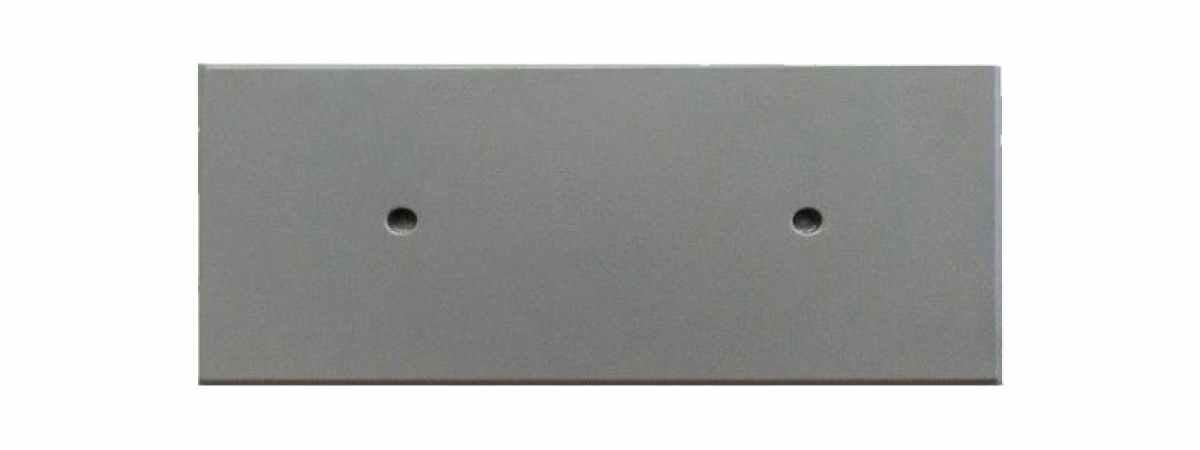 Форма для полифасада №14 Размеры 500х250х18 мм