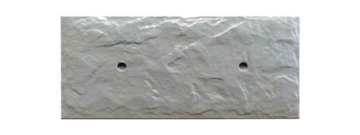 Форма для полифасада №7 Размеры 500х250х18 мм