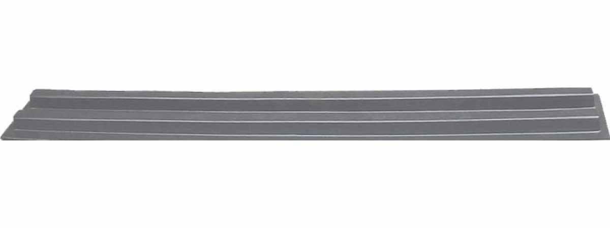 Форма для столба Пазы на 2 м пара Размеры 2000х42х42 мм
