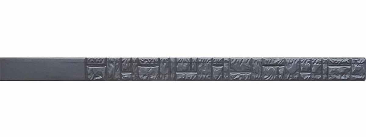 """Форма для столба """"Колотый камень"""" №1 без пазов Размеры 2800х125х125 мм"""