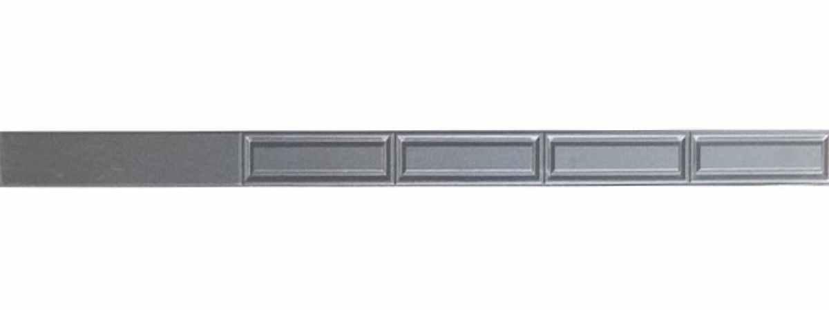 """Форма для столба """"Филенка"""" №14 без пазов Размеры 2800х125х125 мм"""