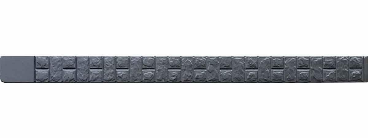 """Форма для столба """"Фагот"""" №17 без пазов Размеры 2200х125х125 мм"""