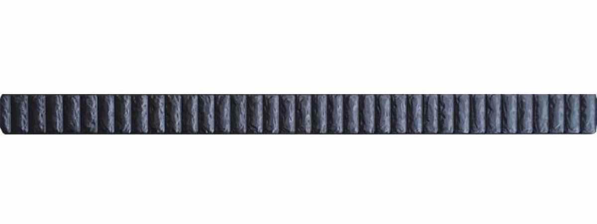 """Форма для столба """"Фагот"""" №18 без пазов Размеры 2800х125х125 мм"""