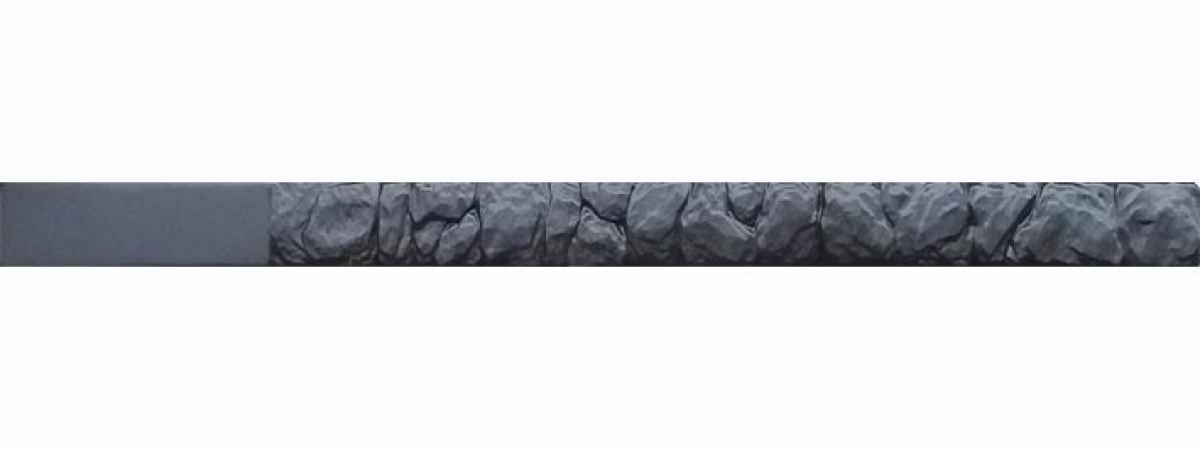 """Форма для столба """"Бут"""" распашная №24 с пазами Размеры 2750х120х120 мм"""