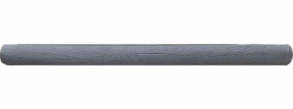 """Форма для столба """"Сруб"""" №15 без пазов Размеры 2800х125х125 мм"""
