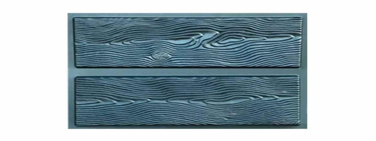 """Форма для террасной доски """"Дерево"""" - Пара Размеры 500х170х45 мм"""