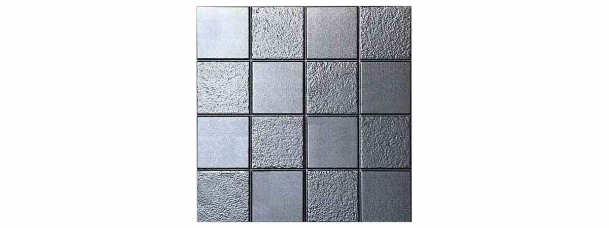 Форма для тротуарной плитки №19 Размеры 500х500х50 мм