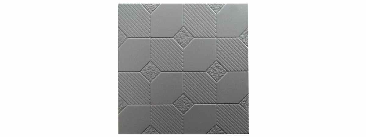 "Форма для тротуарной плитки ""Шахматка"" №4 Размеры 500х500х70(50) мм"