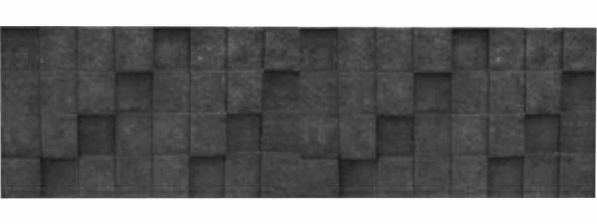 Форма забора АБС №201 Размеры 2000х500х40 мм