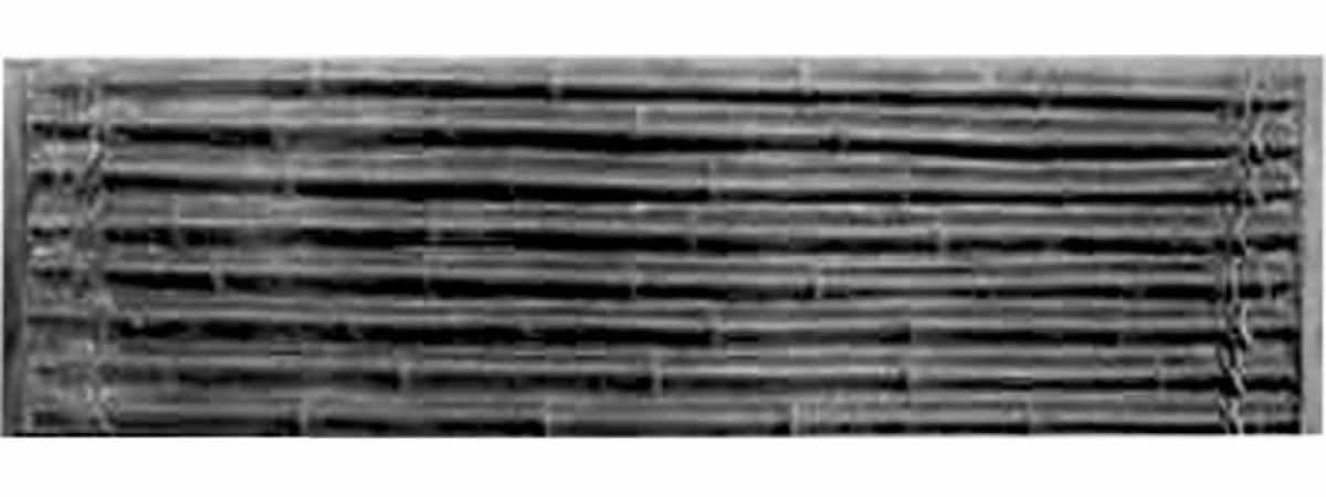 Форма забора АБС №73 Размеры 2000х500х40 мм
