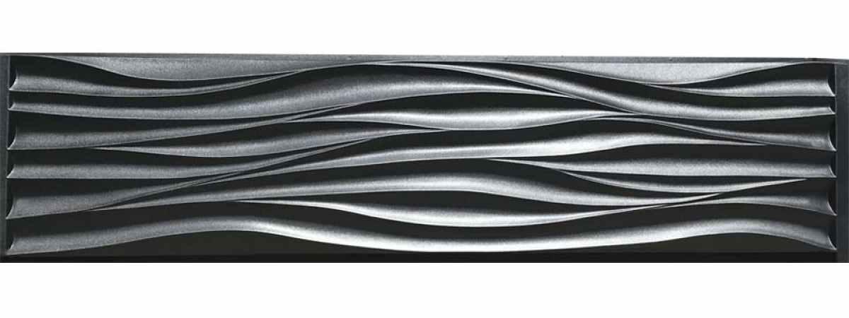 Форма для забора ПВХ №123 Размеры 2000х500х40 мм