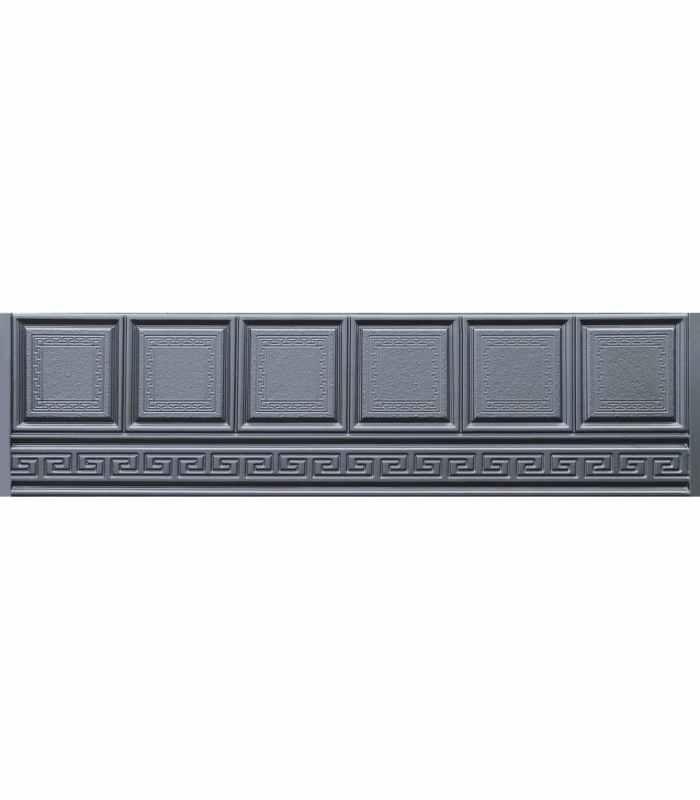 Форма для забора АБС №60 Размеры 2000х500х40 мм