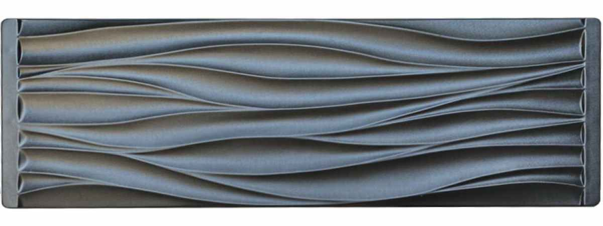 Форма для забора АБС №А-8 Размеры 1500х500х40 мм